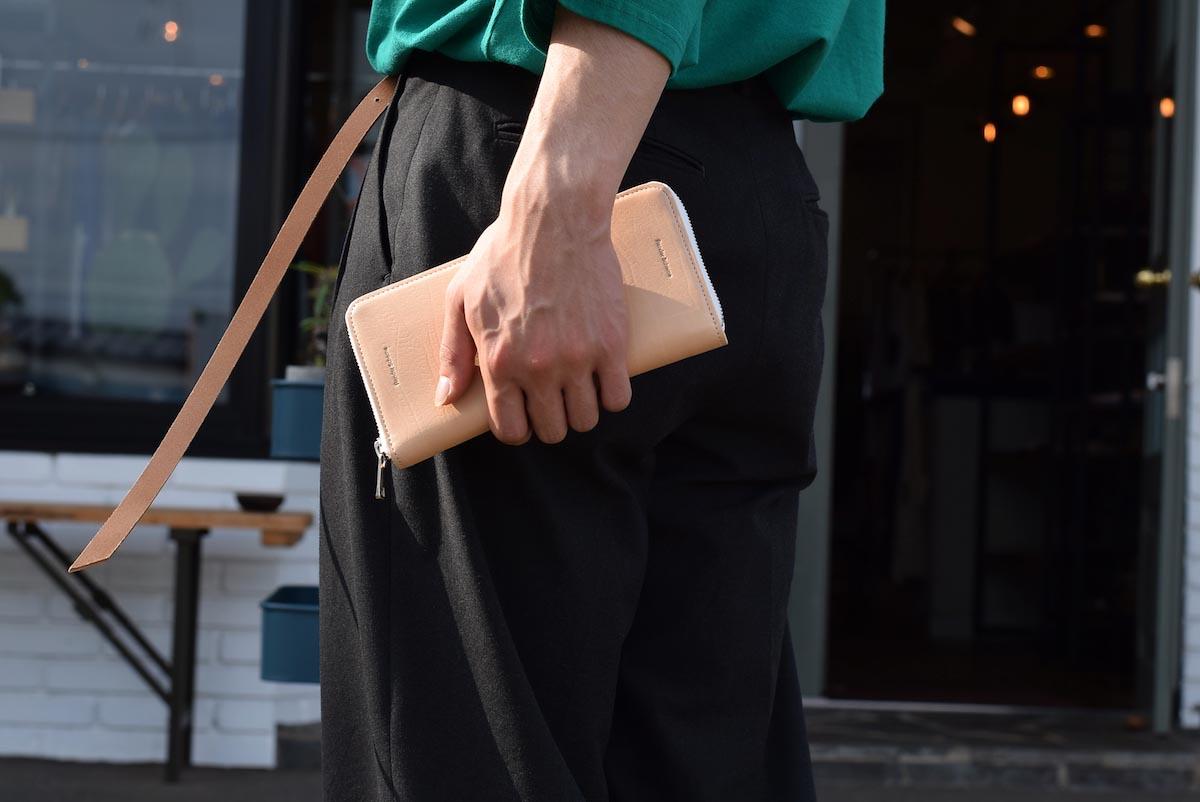 Hender Scheme / long zip purse イメージ