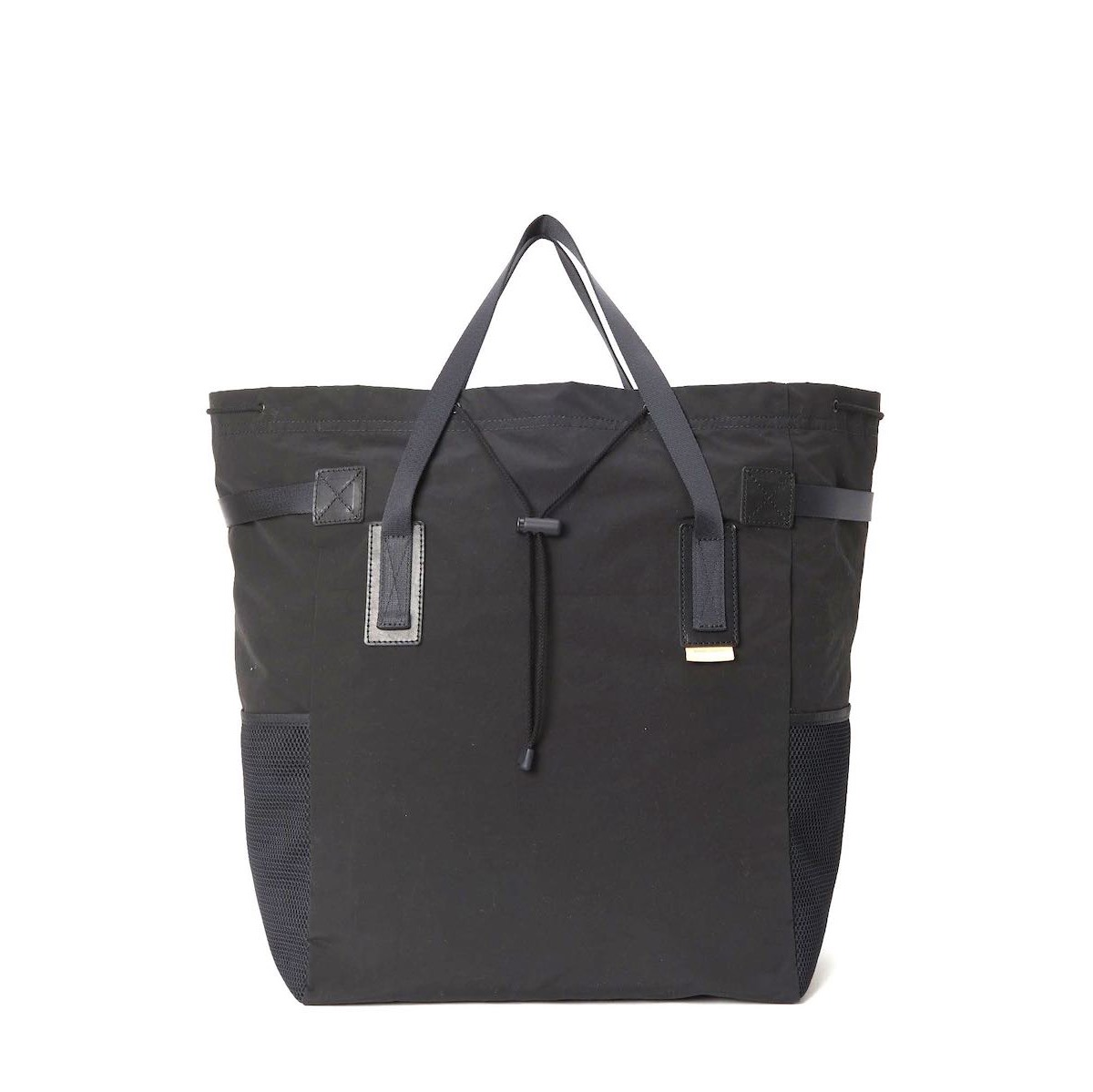 Hender Scheme / functional tote bag (Black)