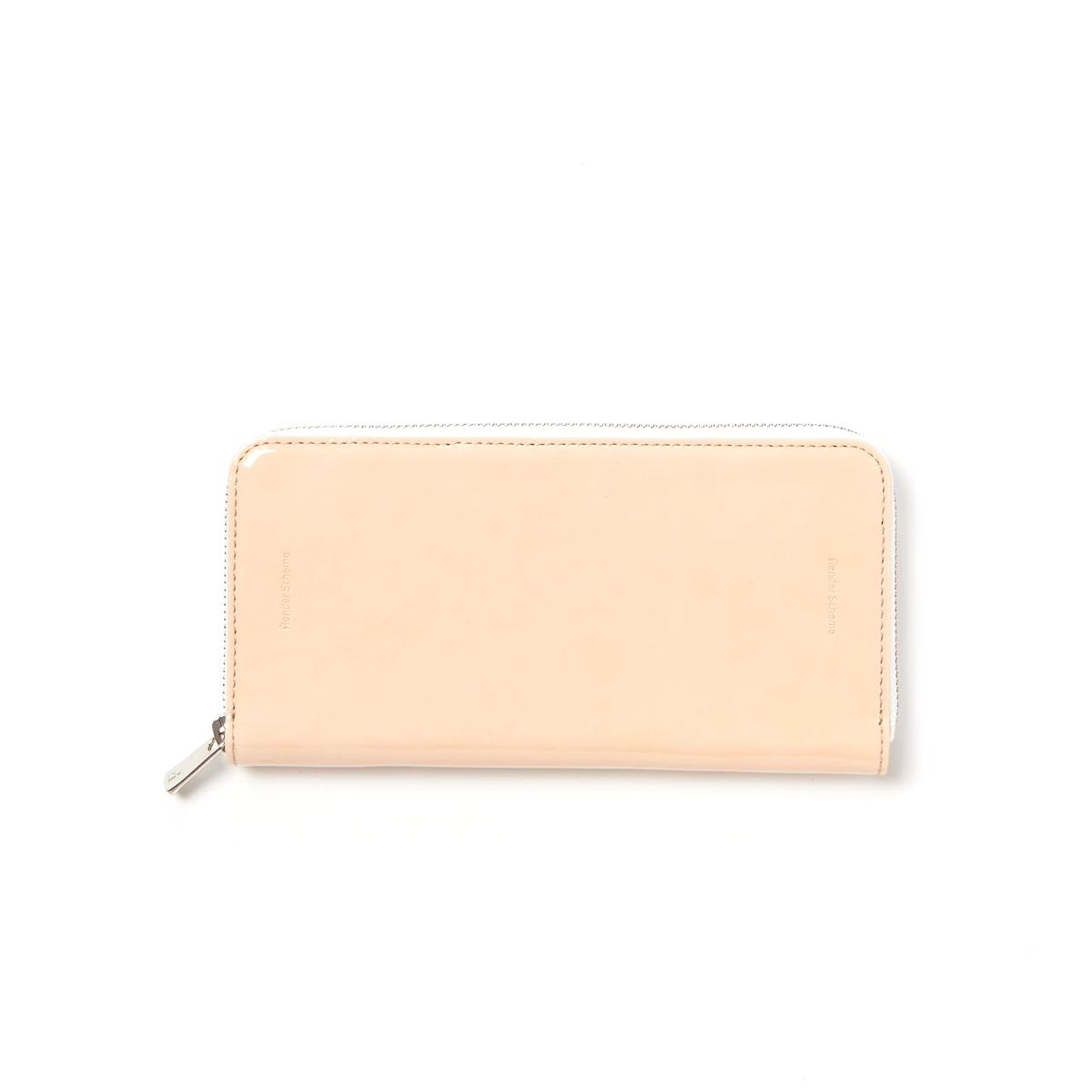 Hender Scheme / long zip purse (Patent Natural)