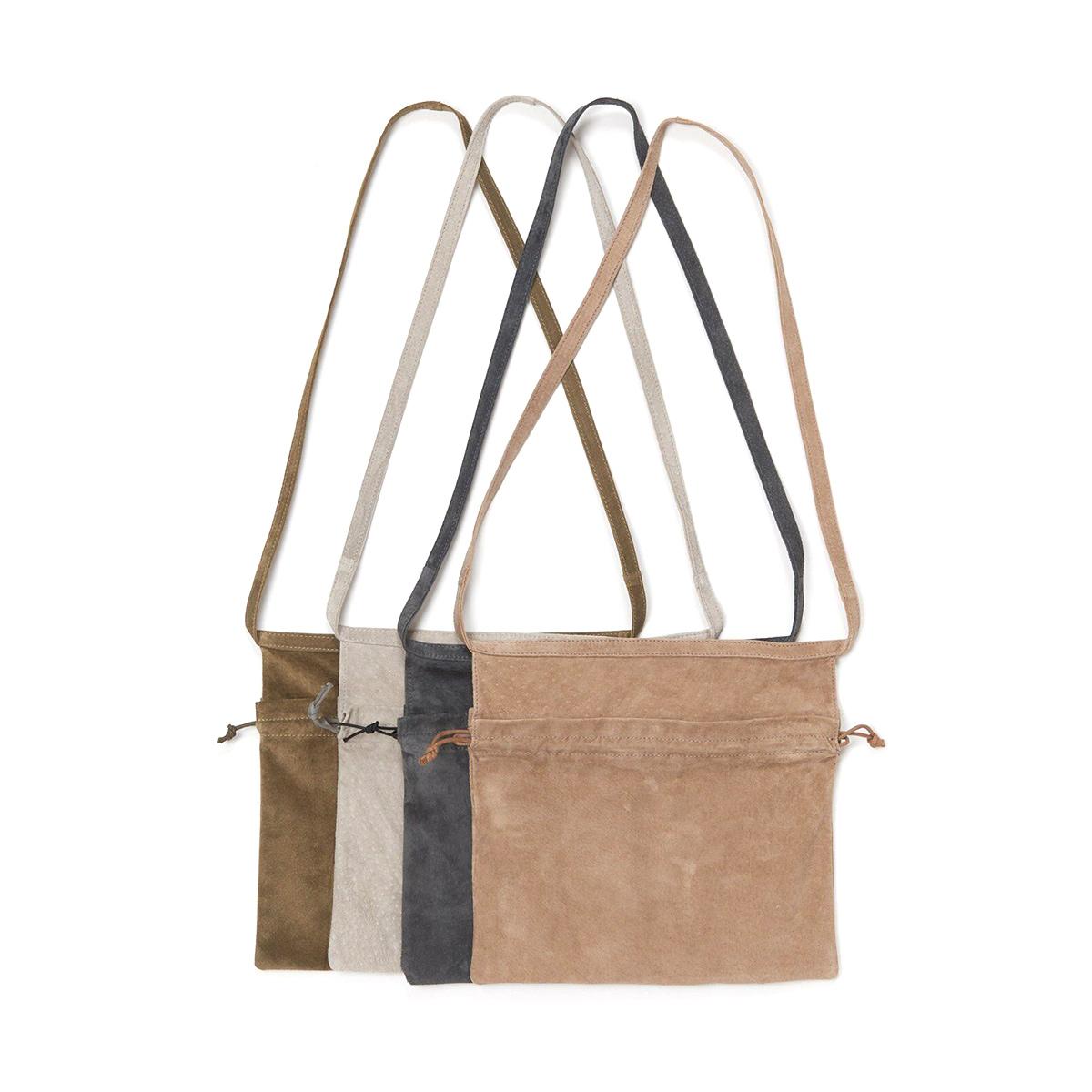 Hender Scheme / red cross bag small