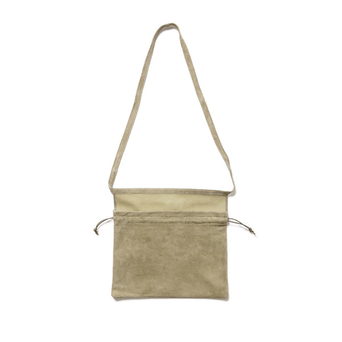 Hender Scheme / red cross bag small -Khaki