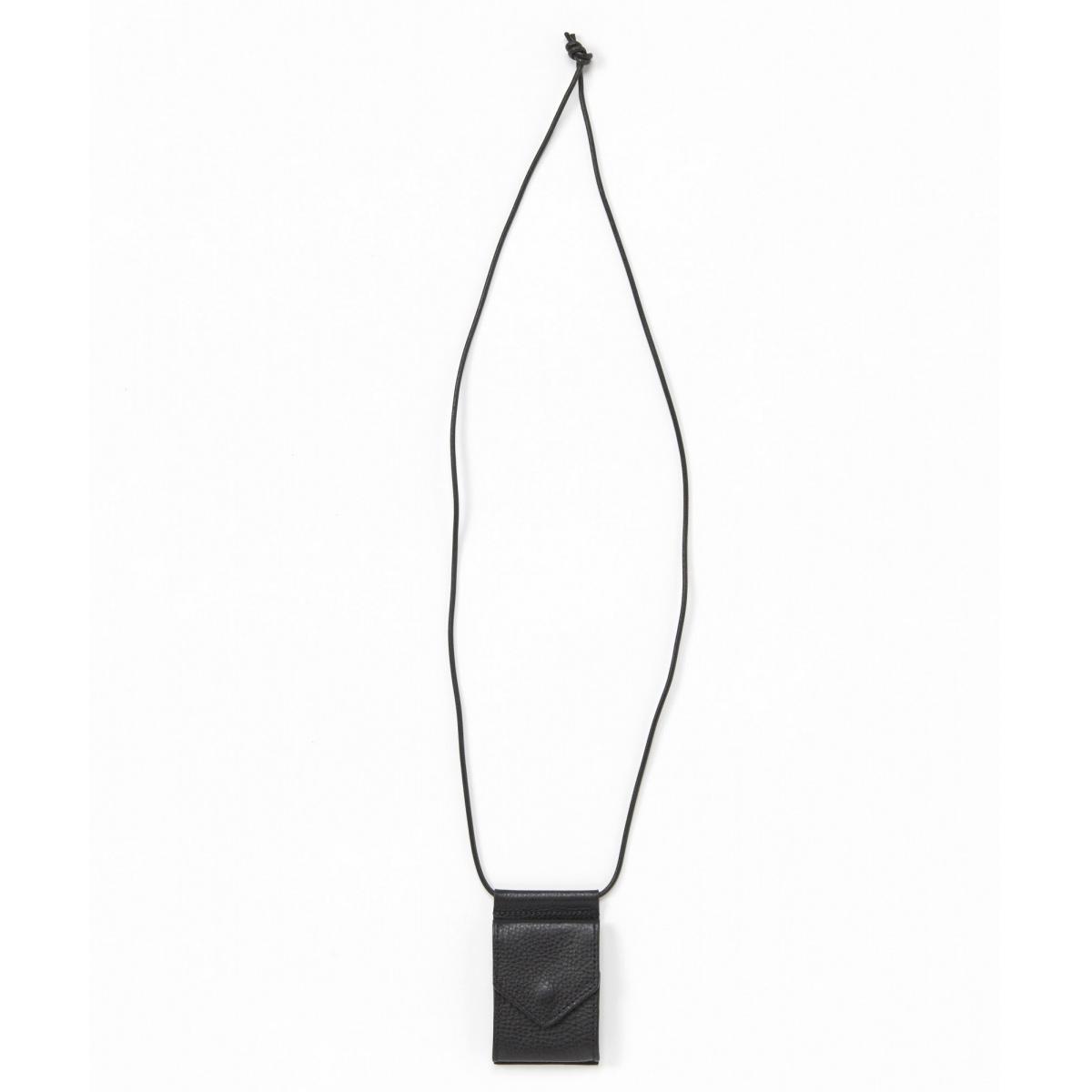Hender Scheme / hang wallet -Black