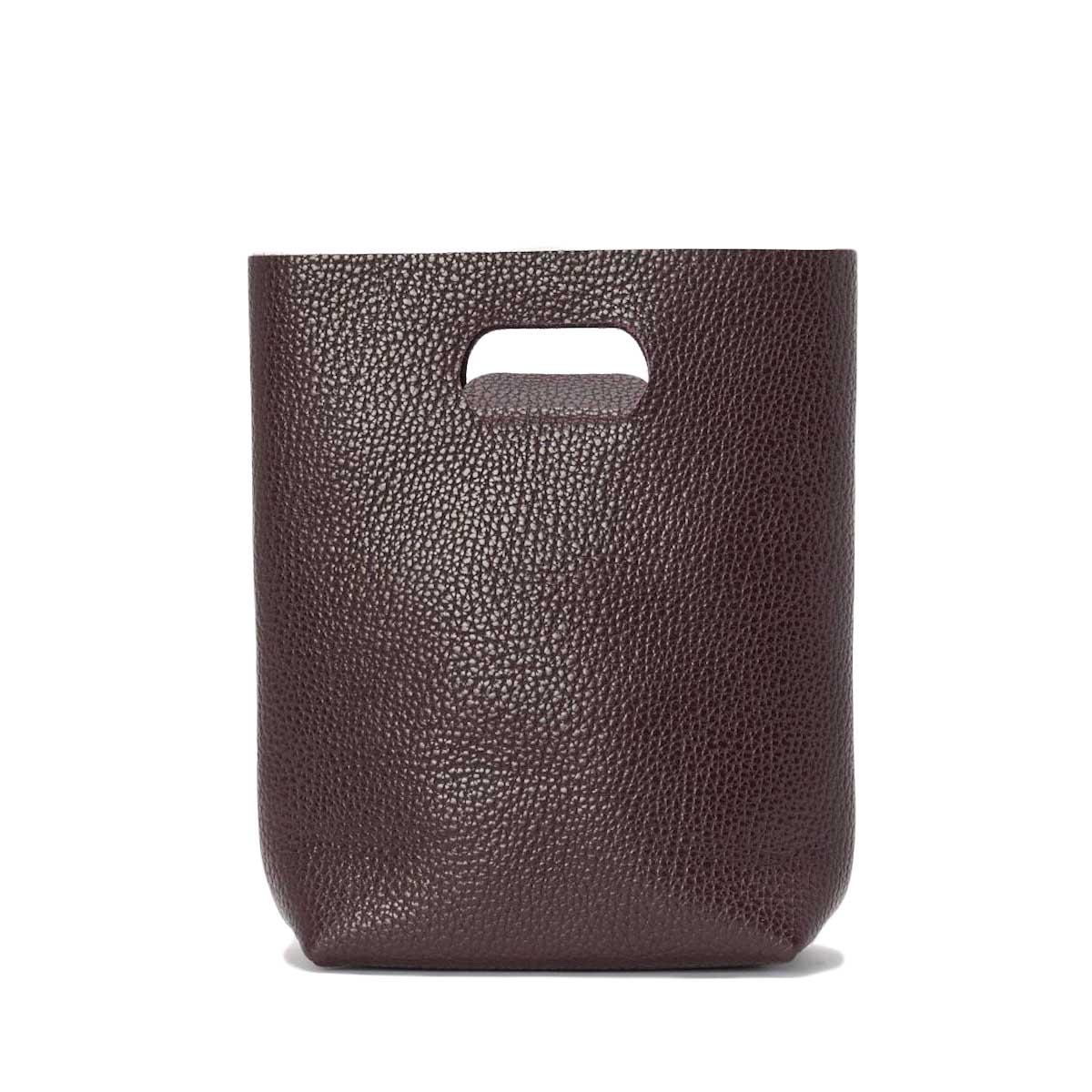 Hender Scheme / not eco bag small (Burgundy)