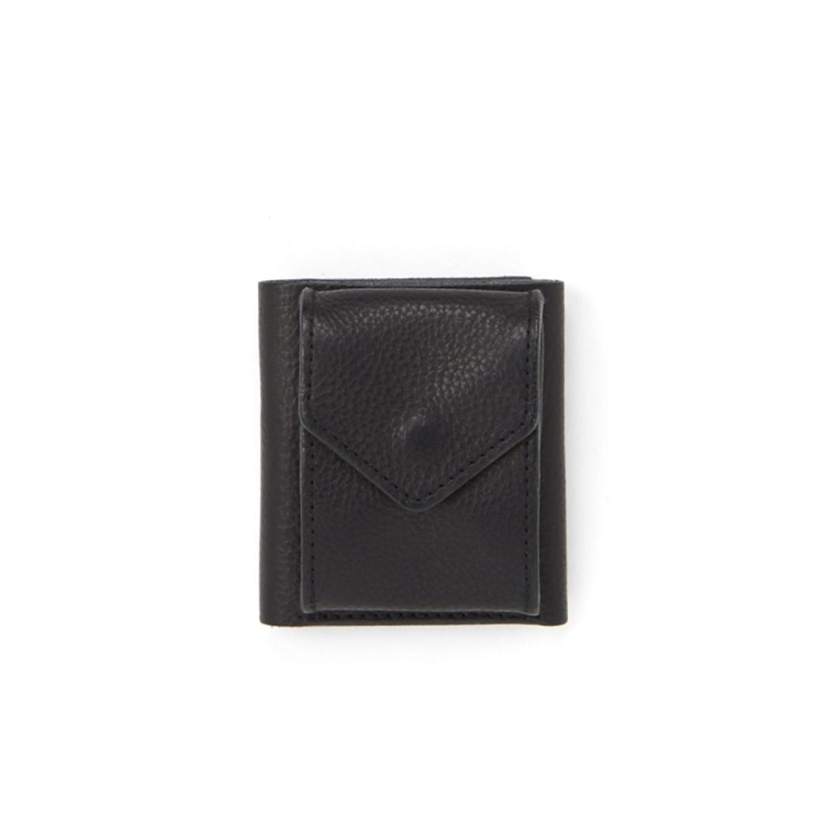 Hender Scheme / trifold wallet -Black