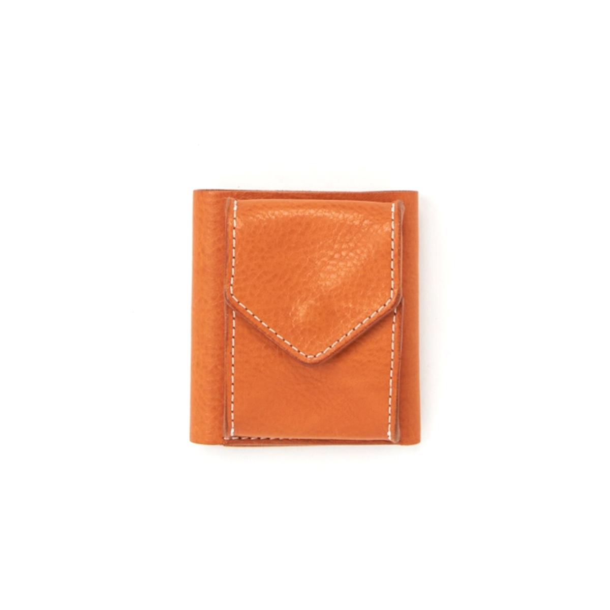 Hender Scheme / trifold wallet -Natural