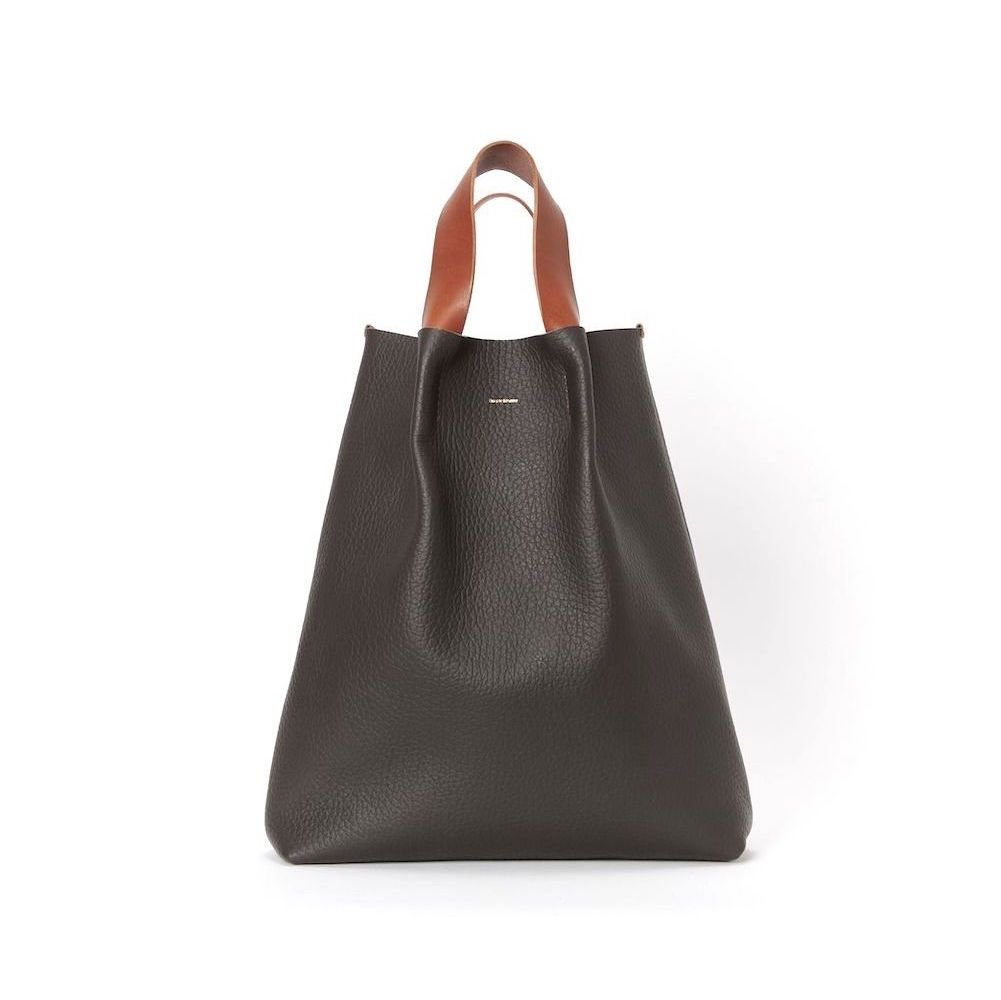 Hender Scheme / piano bag big (Black) 正面