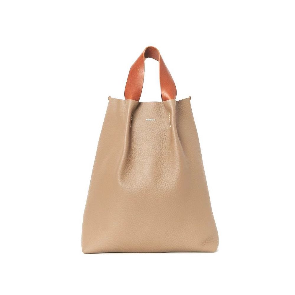Hender Scheme / piano bag big (Taupe)