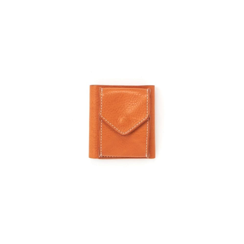 Hender Scheme / trifold wallet Natural
