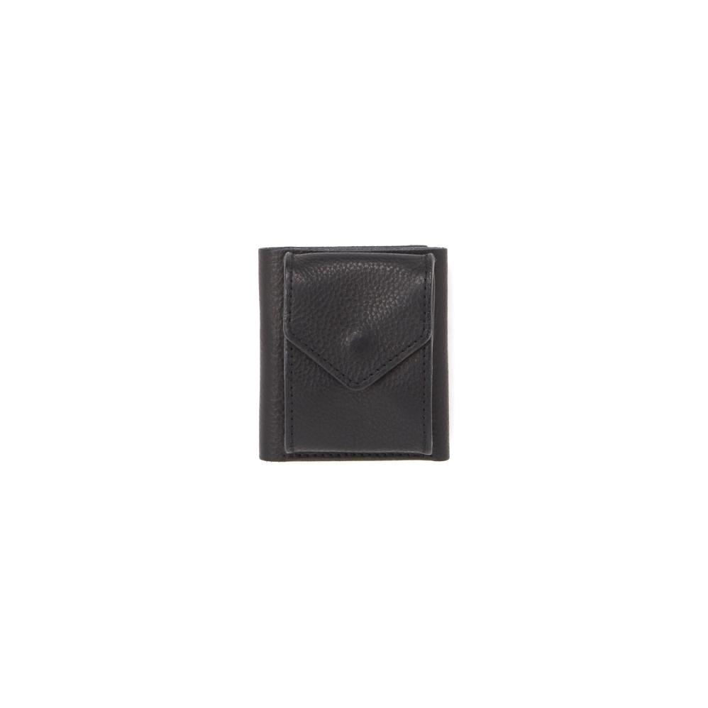 Hender Scheme / trifold wallet Black