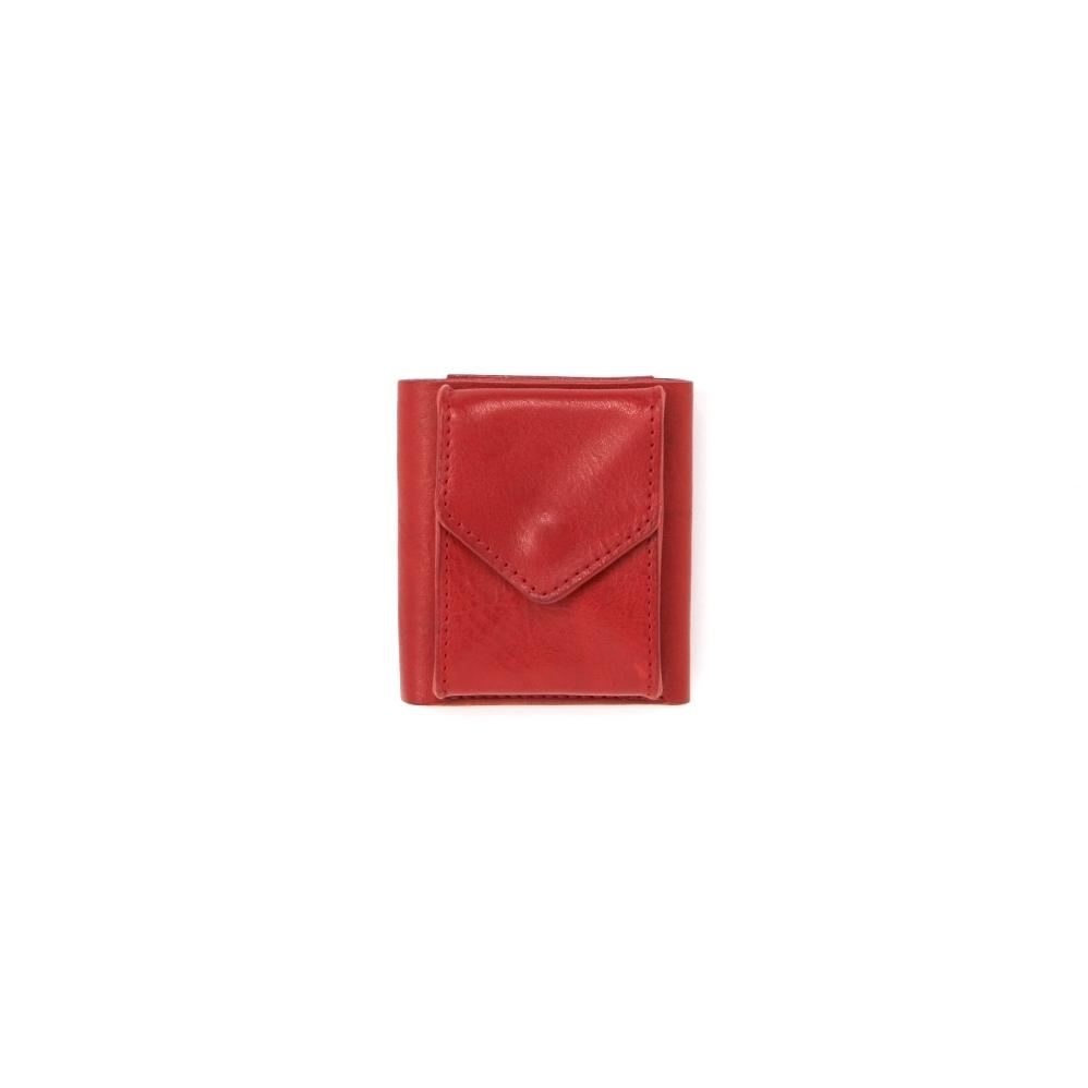 Hender Scheme / trifold wallet Red