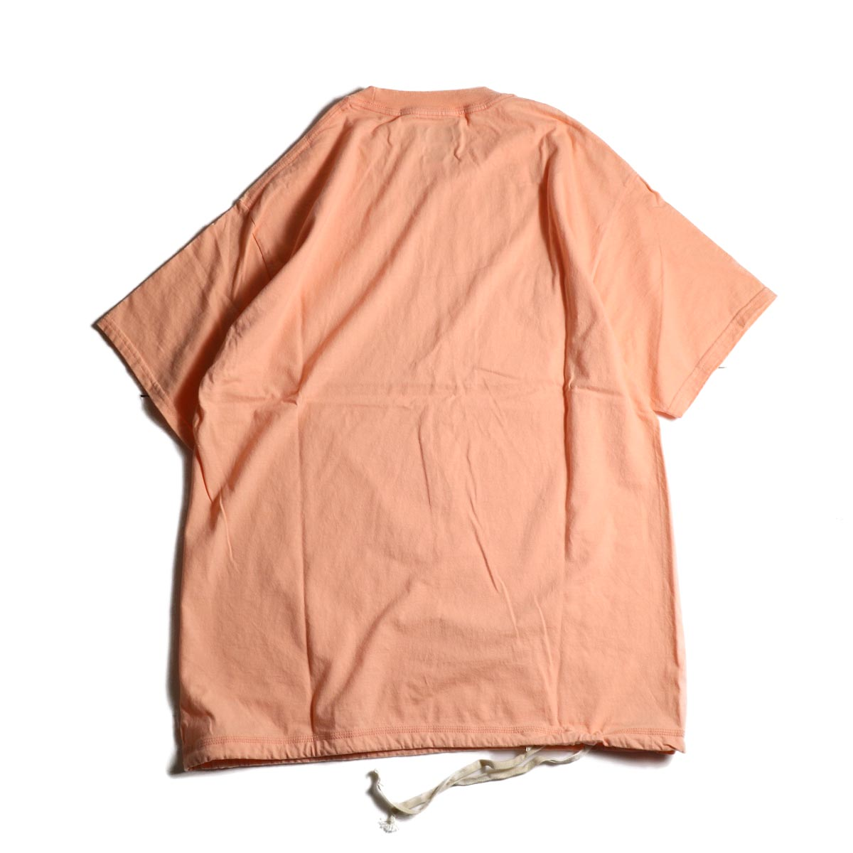 HESTRADA GEE-WIZ / SWITCH S/S Tee (Candy Orange)背面