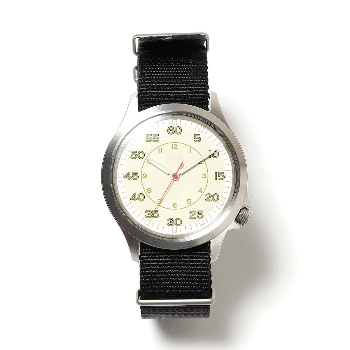 HOBO / Field Watch by CITIZEN -IVORY