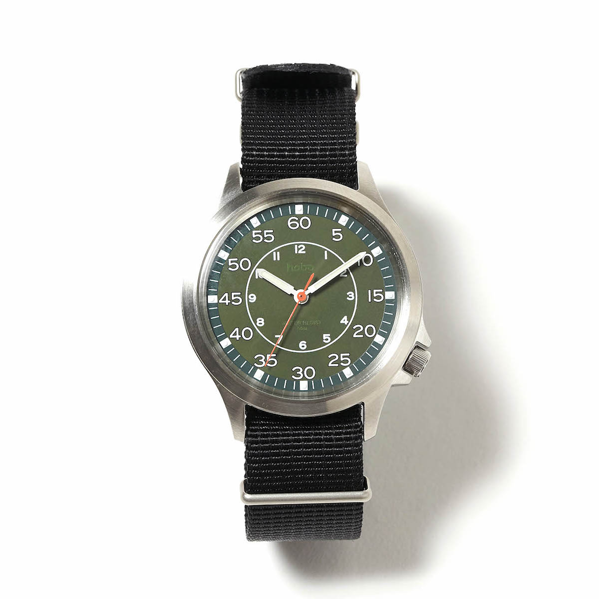 HOBO / Field Watch by CITIZEN -OLIVE