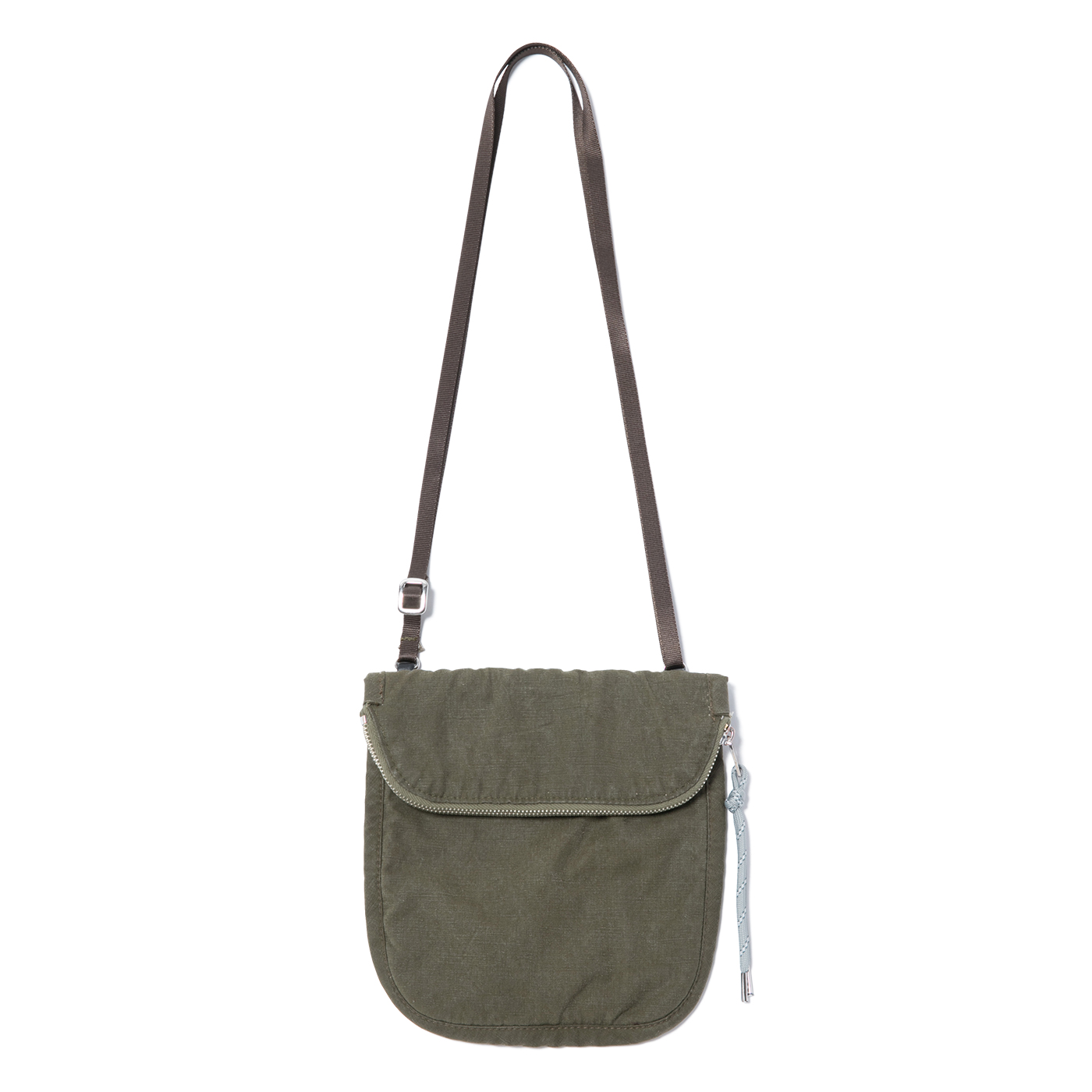 HOBO / Czech Military Tent Cloth Pouch -OLIVE