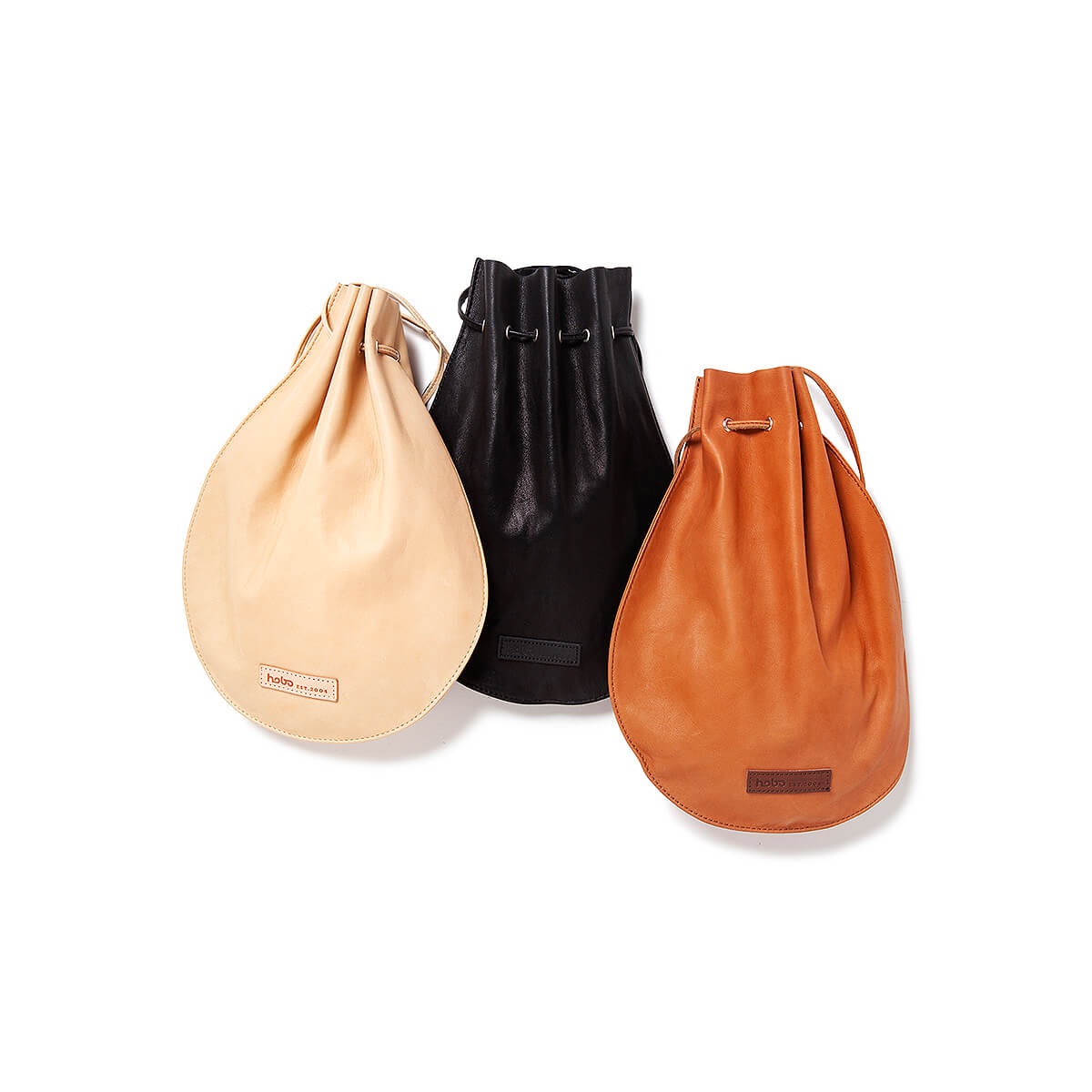 HOBO / Horse Leather Shoulder Pouch