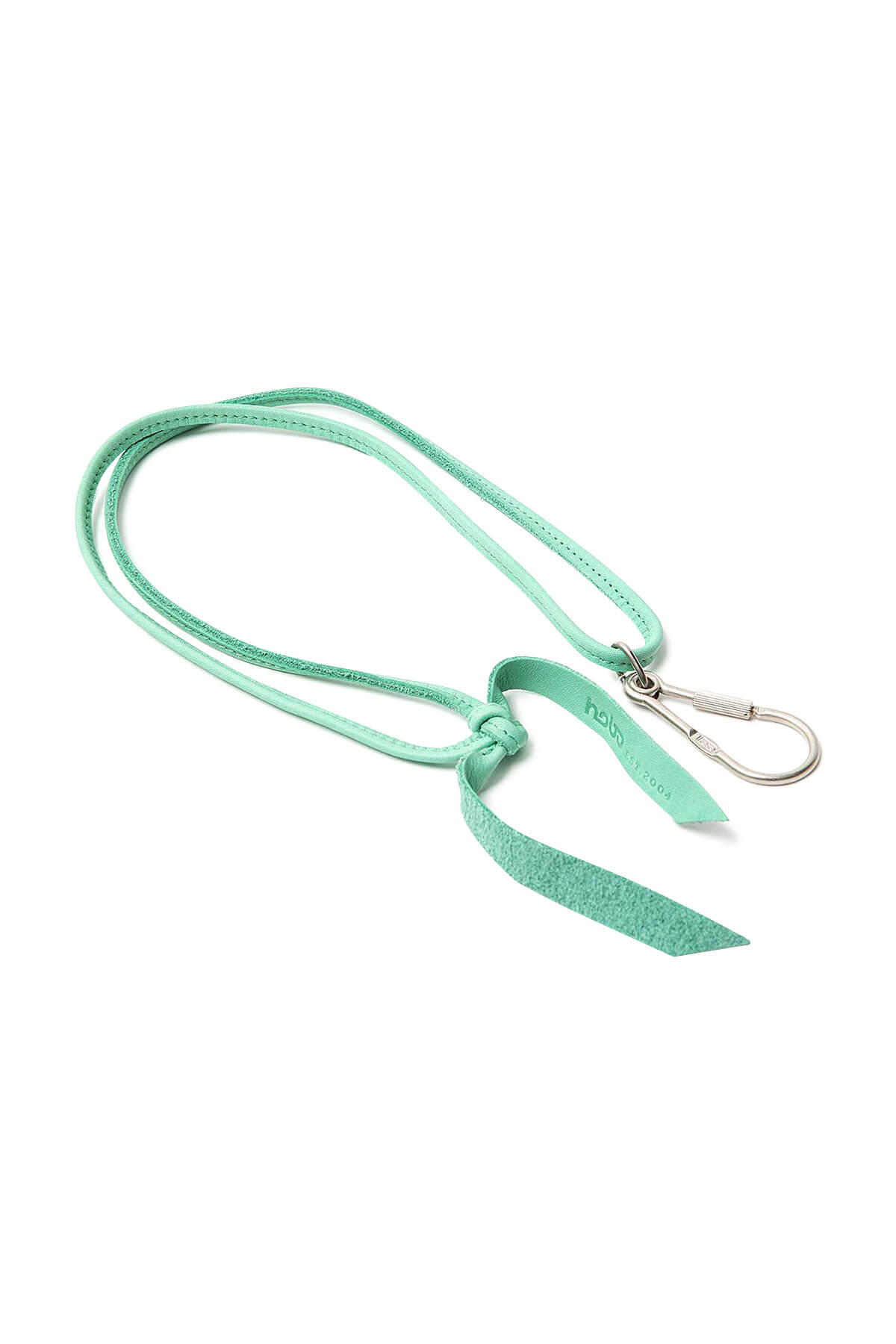 HOBO / COW LEATHER CORD KEY RING (MINT)イメージ