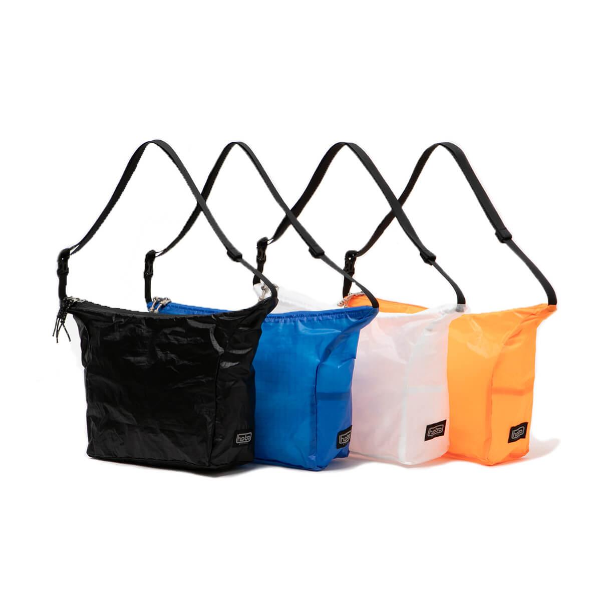hobo / POWER RIP®︎ POLYESTER SHOULDER BAG 正面