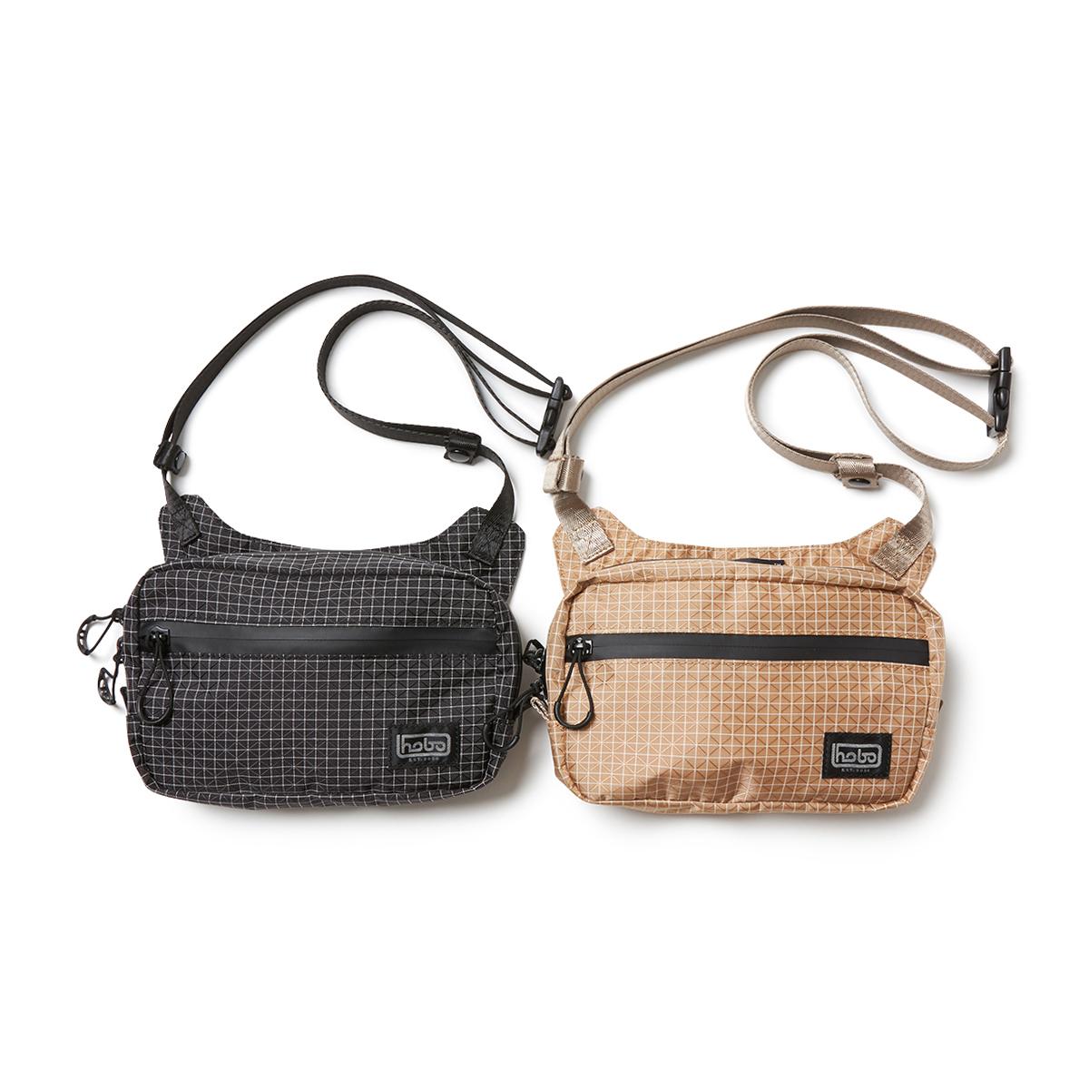 HOBO / SPECTRA®︎ X-GRIDSTOP NYLON WAIST BAG