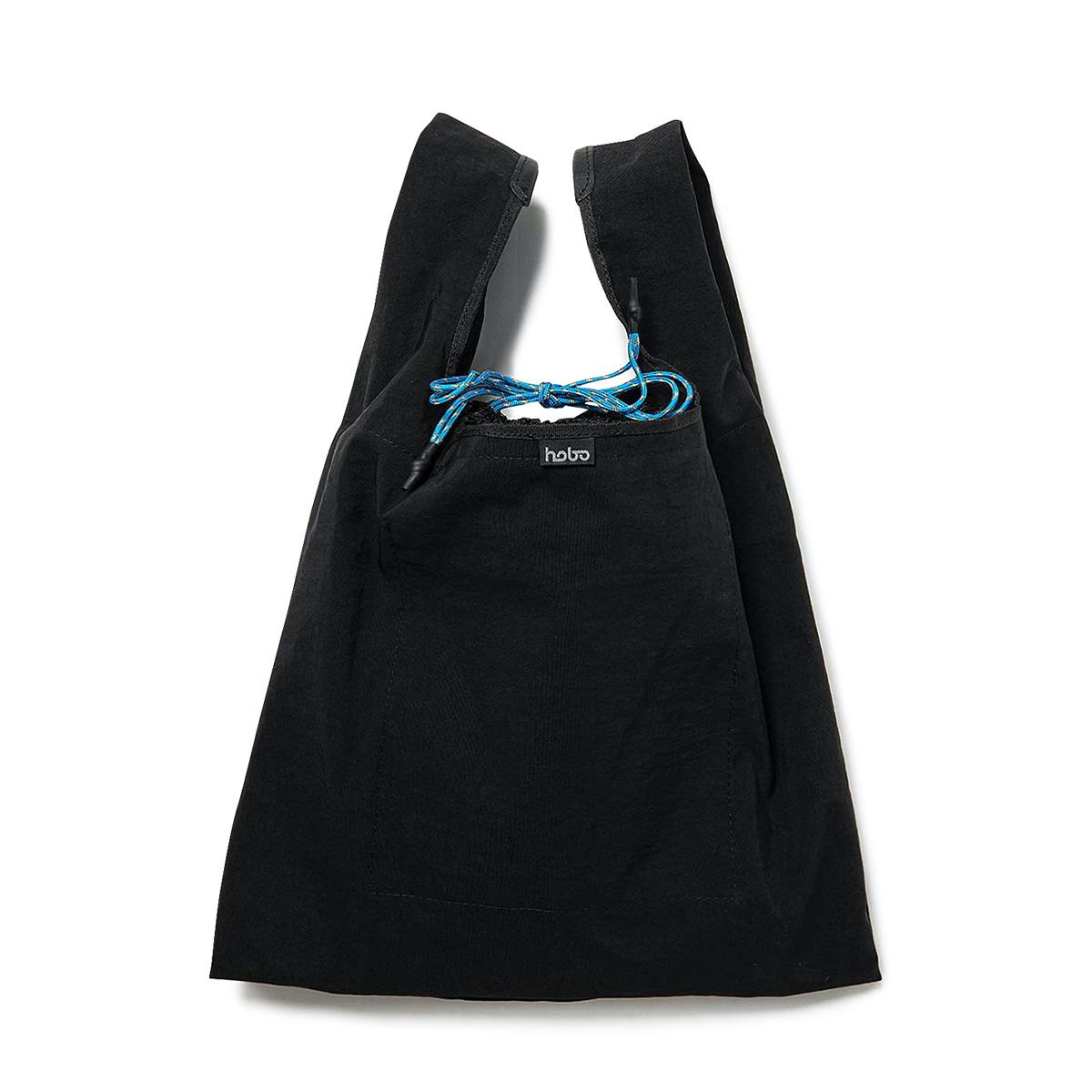 HOBO / NYLON TUSSAH CARRIER BAG (Black)