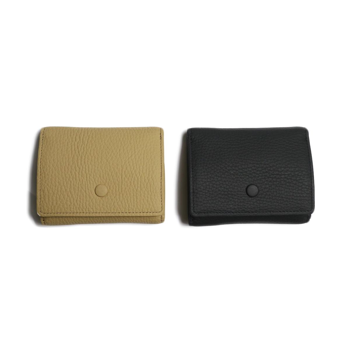 HOBO / Shrink Leather Trifold Wallet