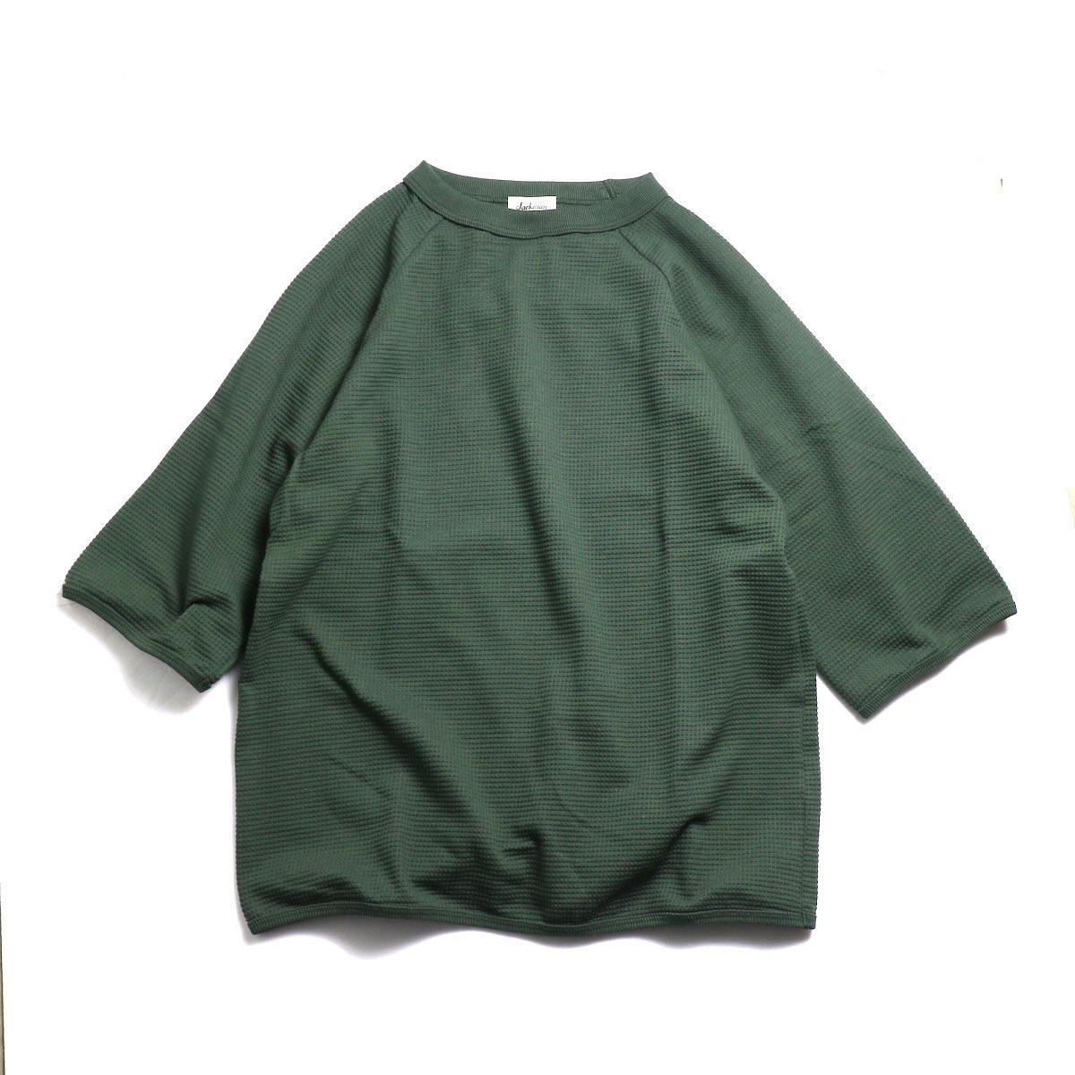 Jackman / 1/2 Sleeved T-Shirt -Ivy
