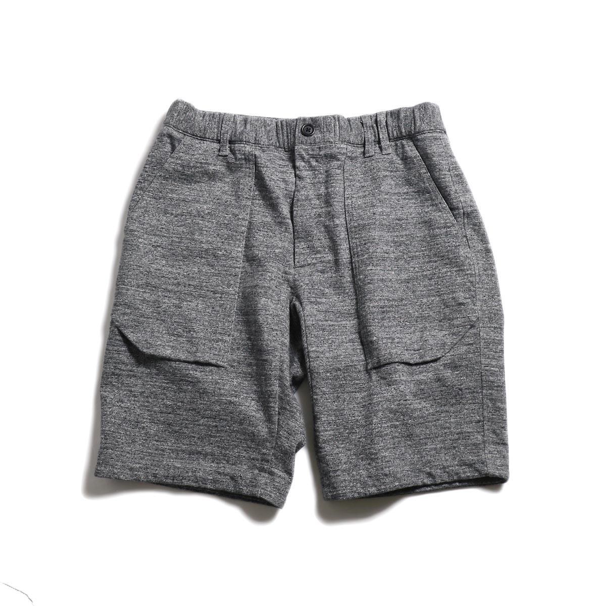 Jackman / Dotsume Shorts -Charcoal