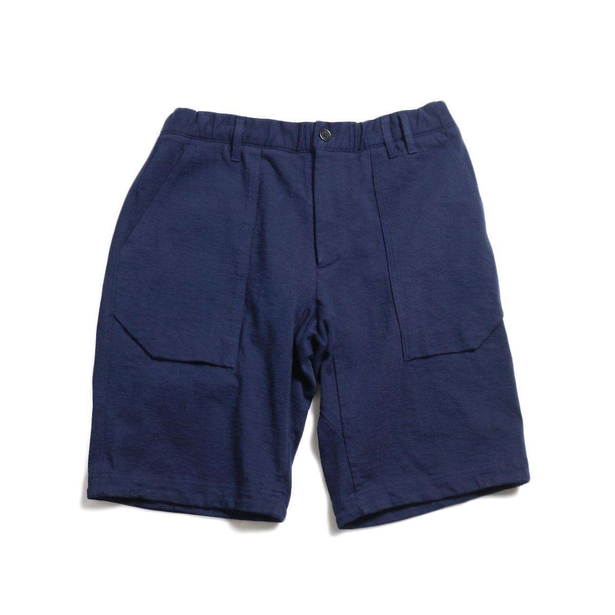 Jackman / Dotsume Shorts -Navy