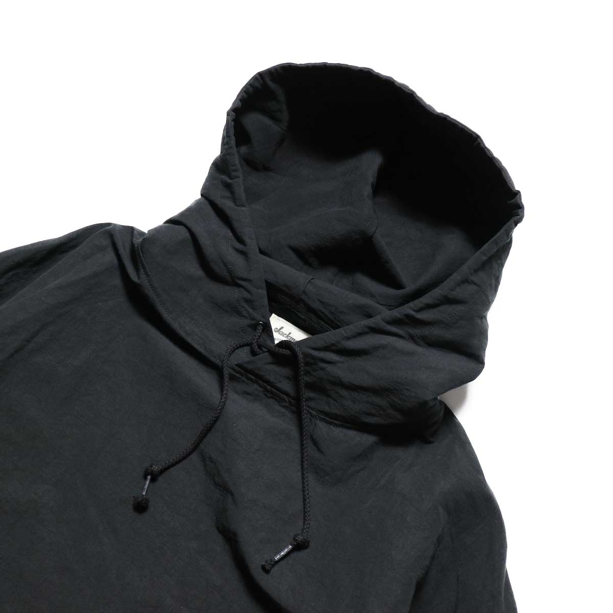 Jackman / Wind Trainer (Black)フード