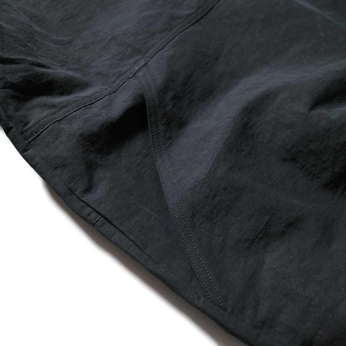 Jackman / Wind Trainer (Black) ポケット