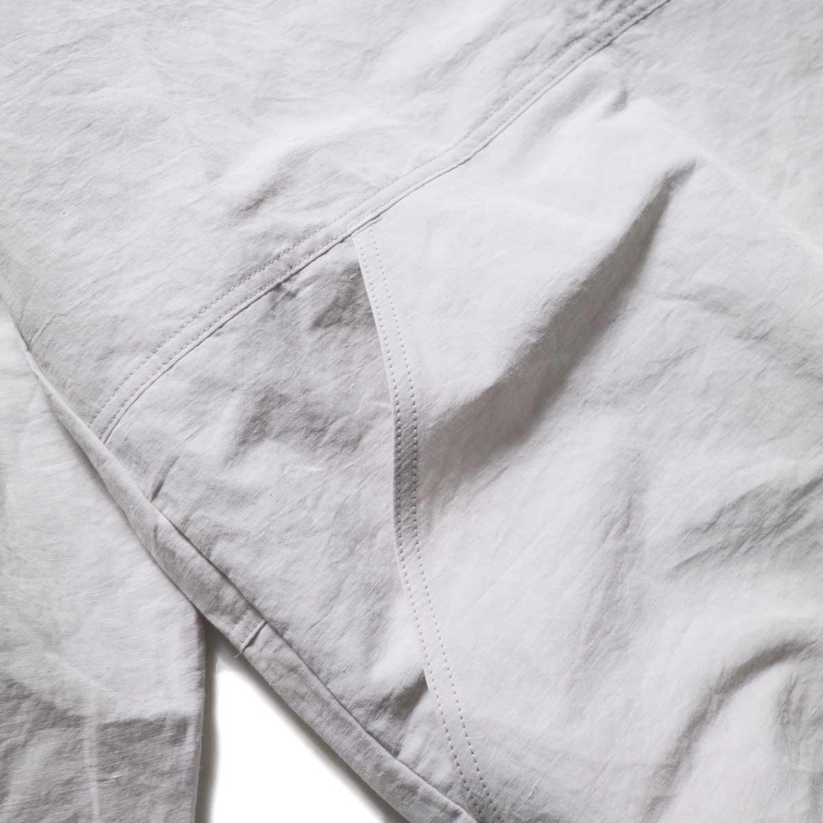 Jackman / Wind Trainer (Ivory) ポケット