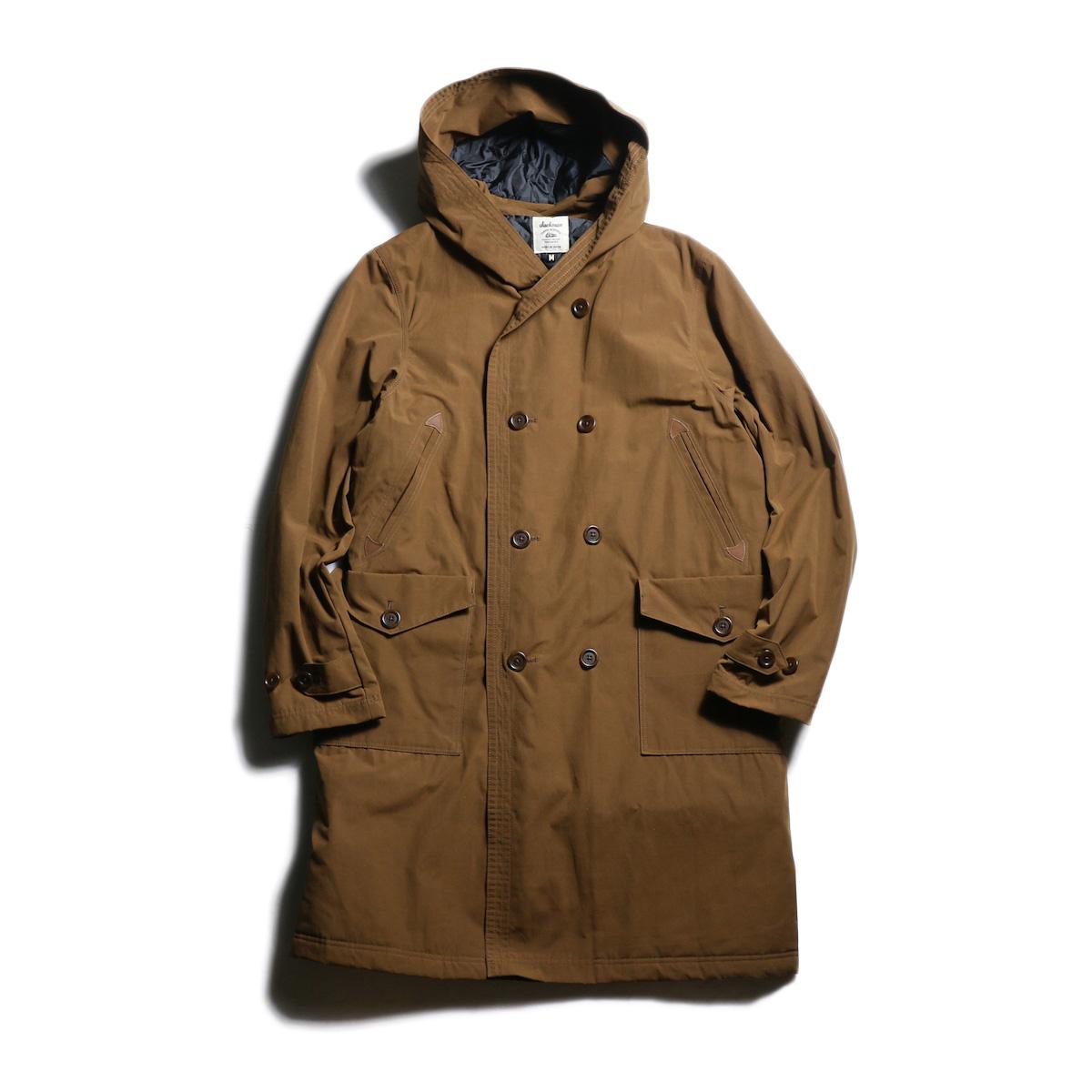 Jackman / Spectator Coat (Brown)