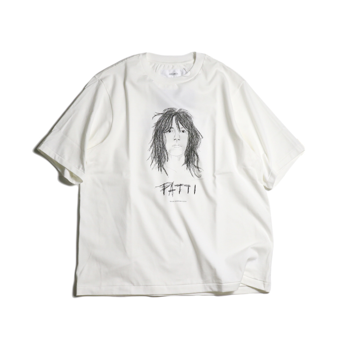 JANE SMITH / PATTI S/S Tee