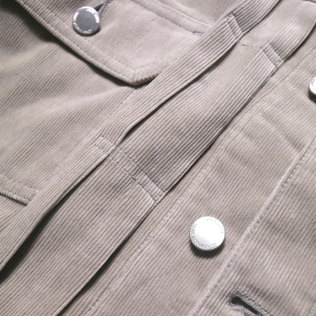 JANE SMITH / TRUCKER JACKET (fawn beige) 生地