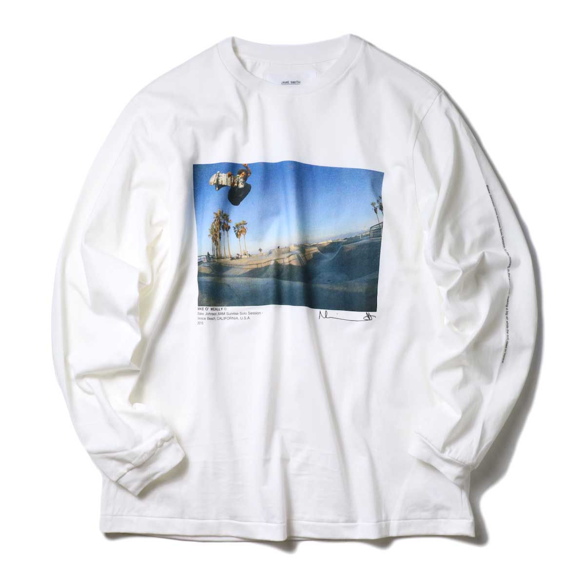 JANE SMITH / SUNRISE SESSION L/S T-SHIRT