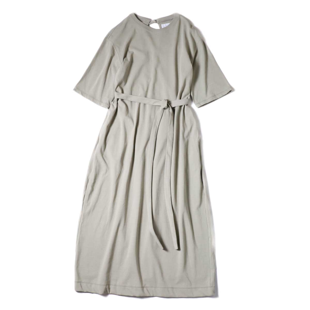 JANESMITH / BACK CACHECOEUR OP (Beige) 正面
