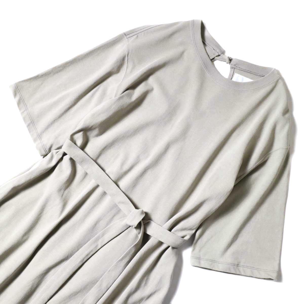 JANESMITH / BACK CACHECOEUR OP (Beige) フロントアップ