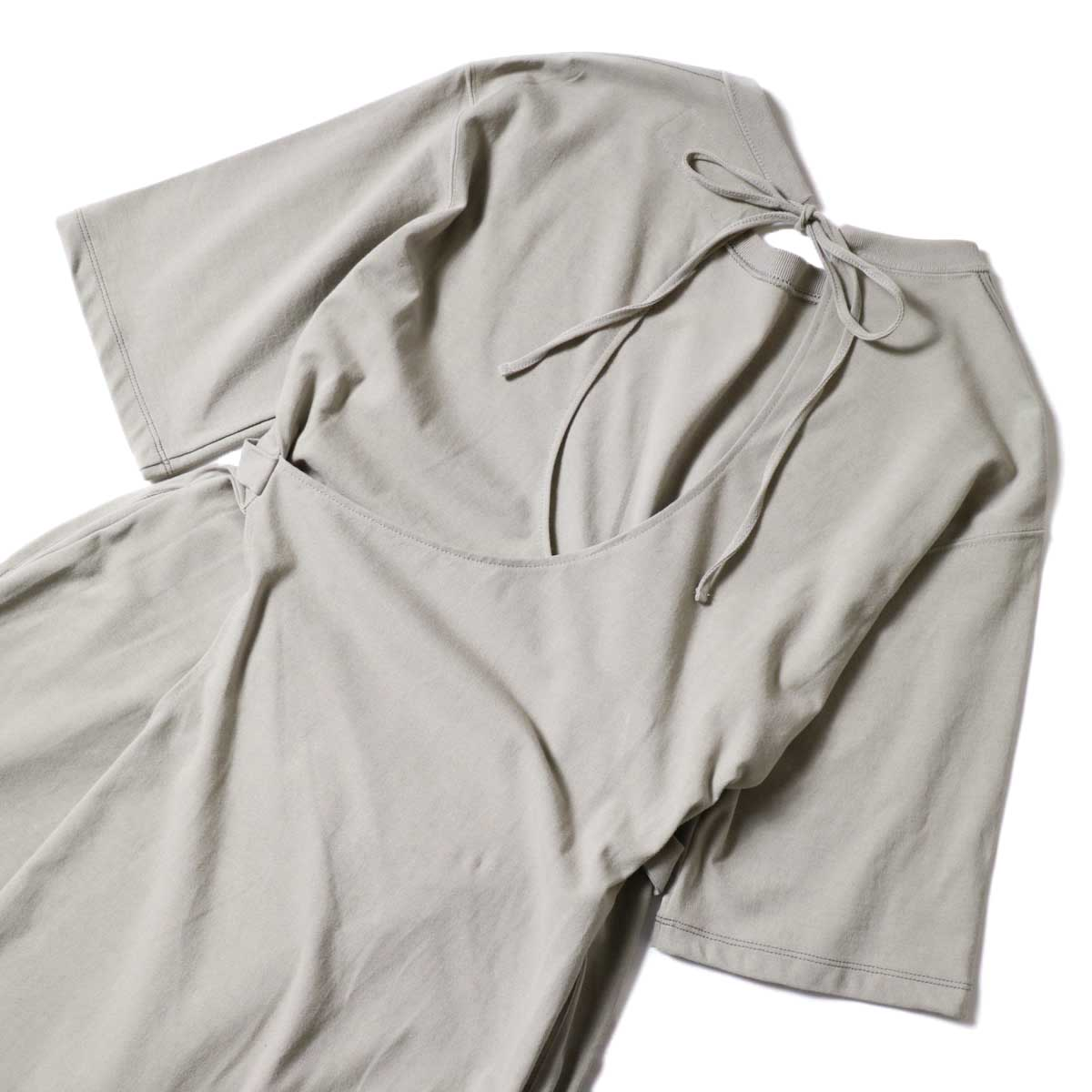 JANESMITH / BACK CACHECOEUR OP (Beige) 背面アップ