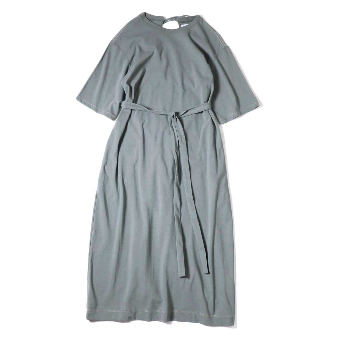 JANESMITH / BACK CACHECOEUR OP (Sage Green) 正面