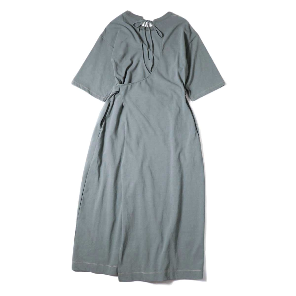 JANESMITH / BACK CACHECOEUR OP (Sage Green) 背面