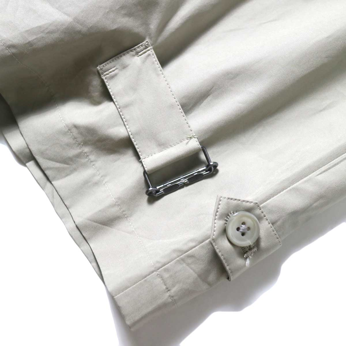 JANE SMITH / BELT ARMY PANRS (Beige) 裾②