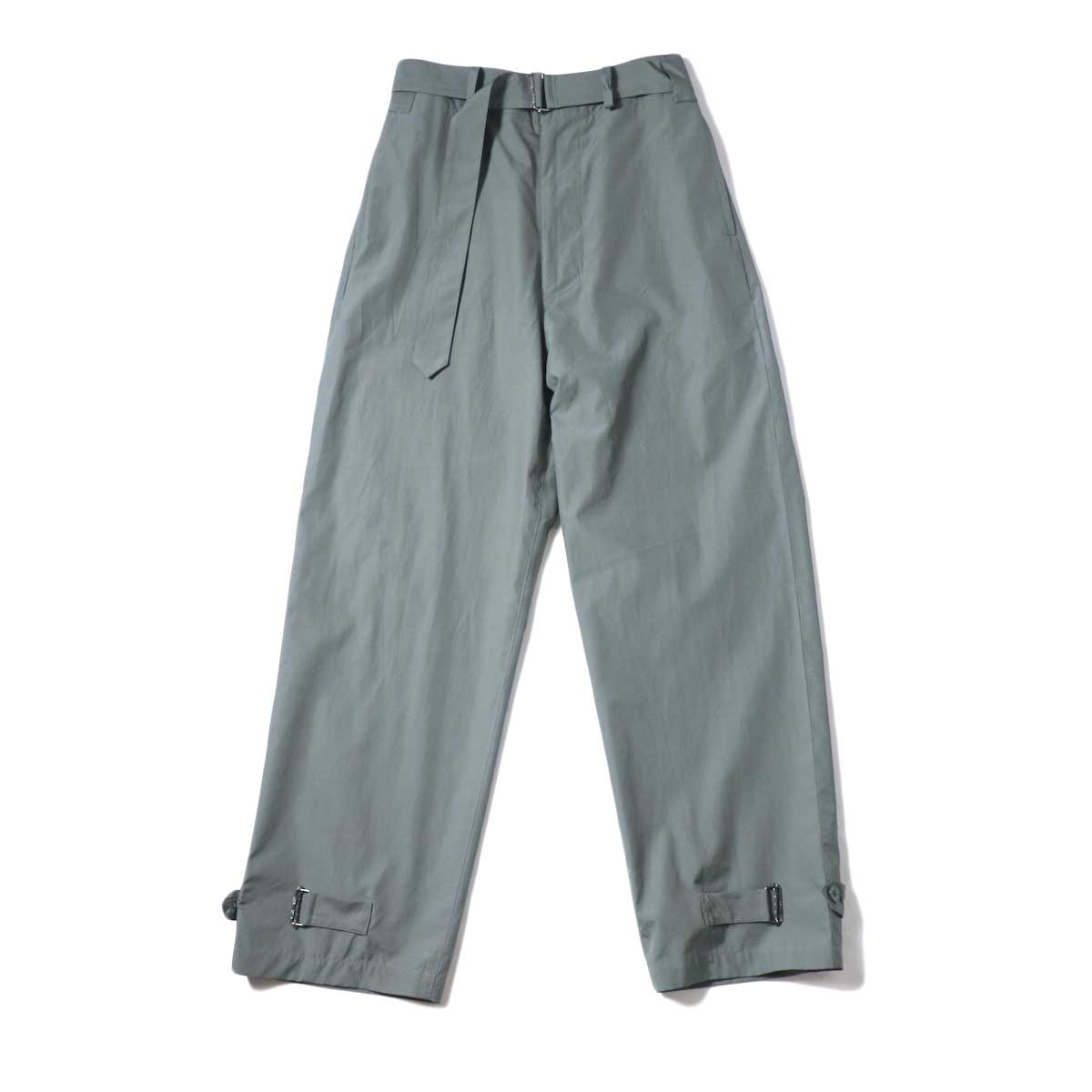 JANE SMITH / BELT ARMY PANRS (Army Green) 正面②