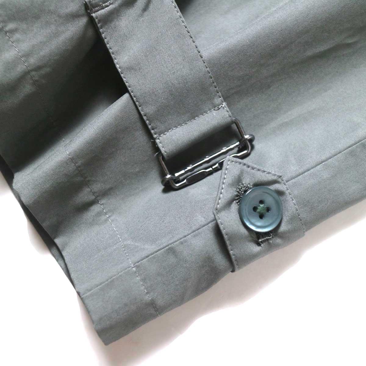 JANE SMITH / BELT ARMY PANRS (Army Green) 裾②