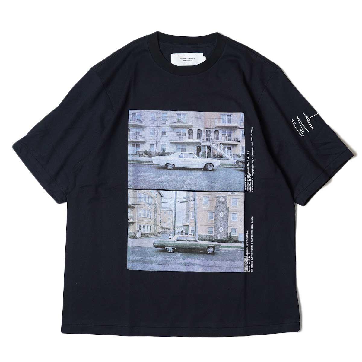 JANE SMITH / CADILLAC PLYMOUTH S/S T-Shirt (Black)