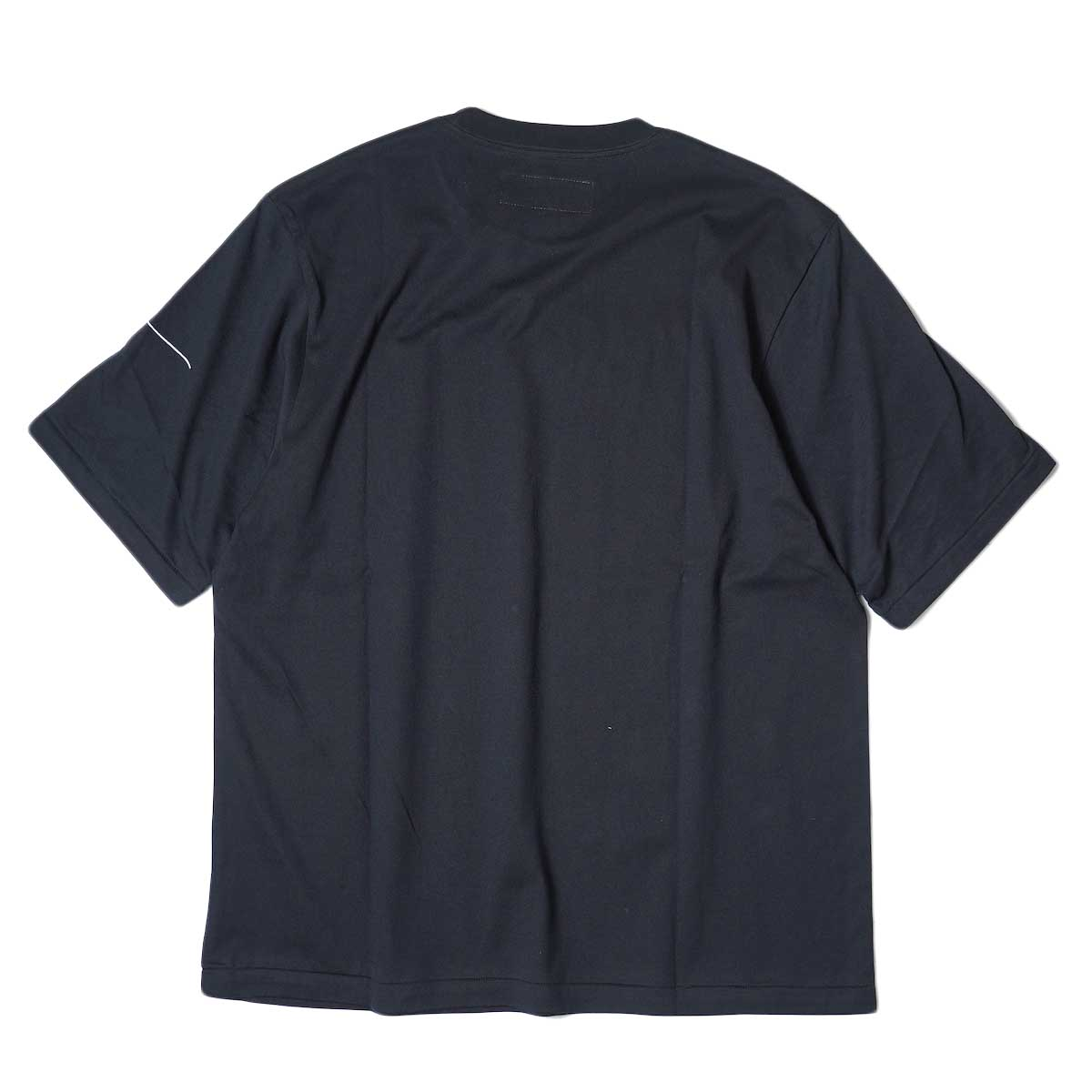 JANE SMITH / CADILLAC PLYMOUTH S/S T-Shirt (Black) 背面