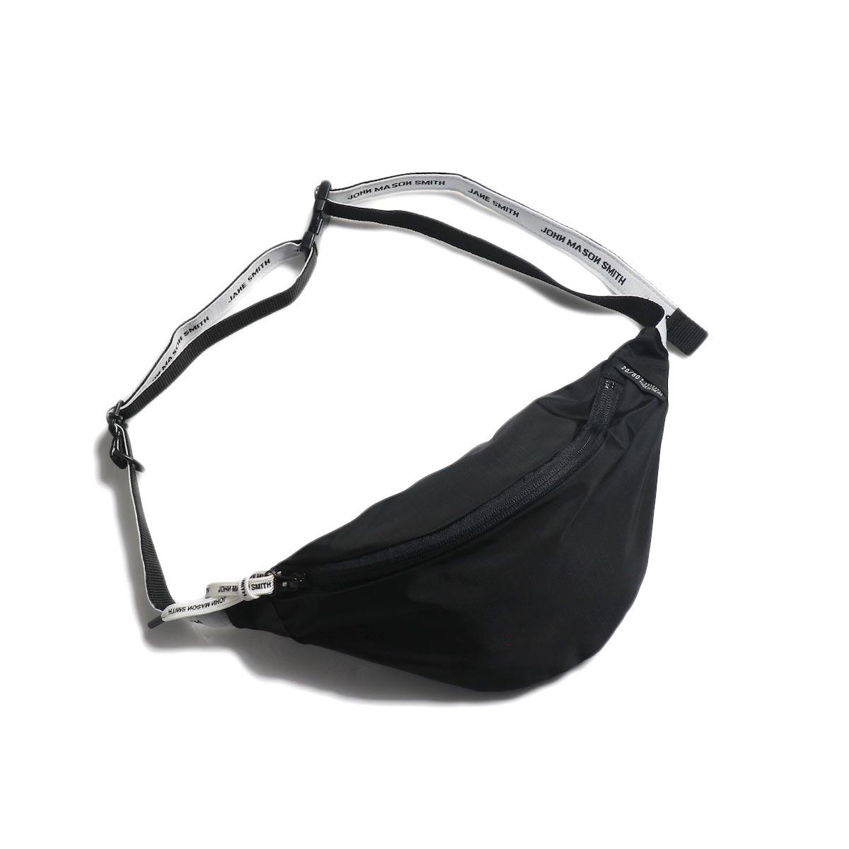 JANE SMITH / Waist Bag -Black