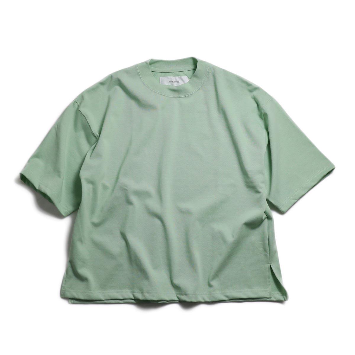 JANE SMITH / Big T Shirt -Mint