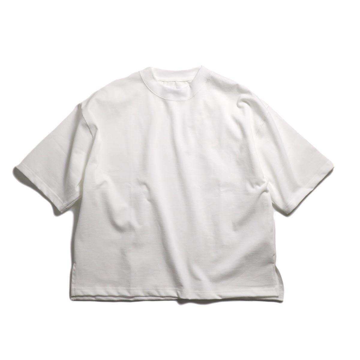 JANE SMITH / Big T Shirt -White