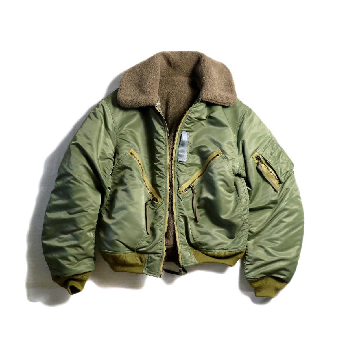 JOHN MASON SMITH / B-15 TEST PILOT JACKET
