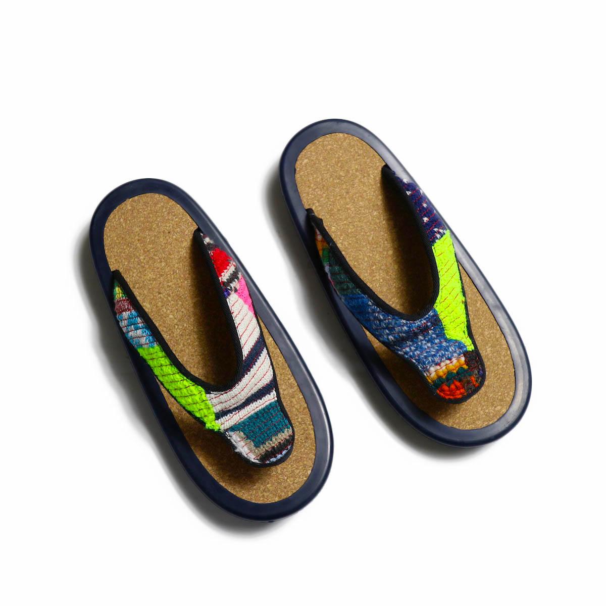JOJO / SANDAL -柄ニット sizeS