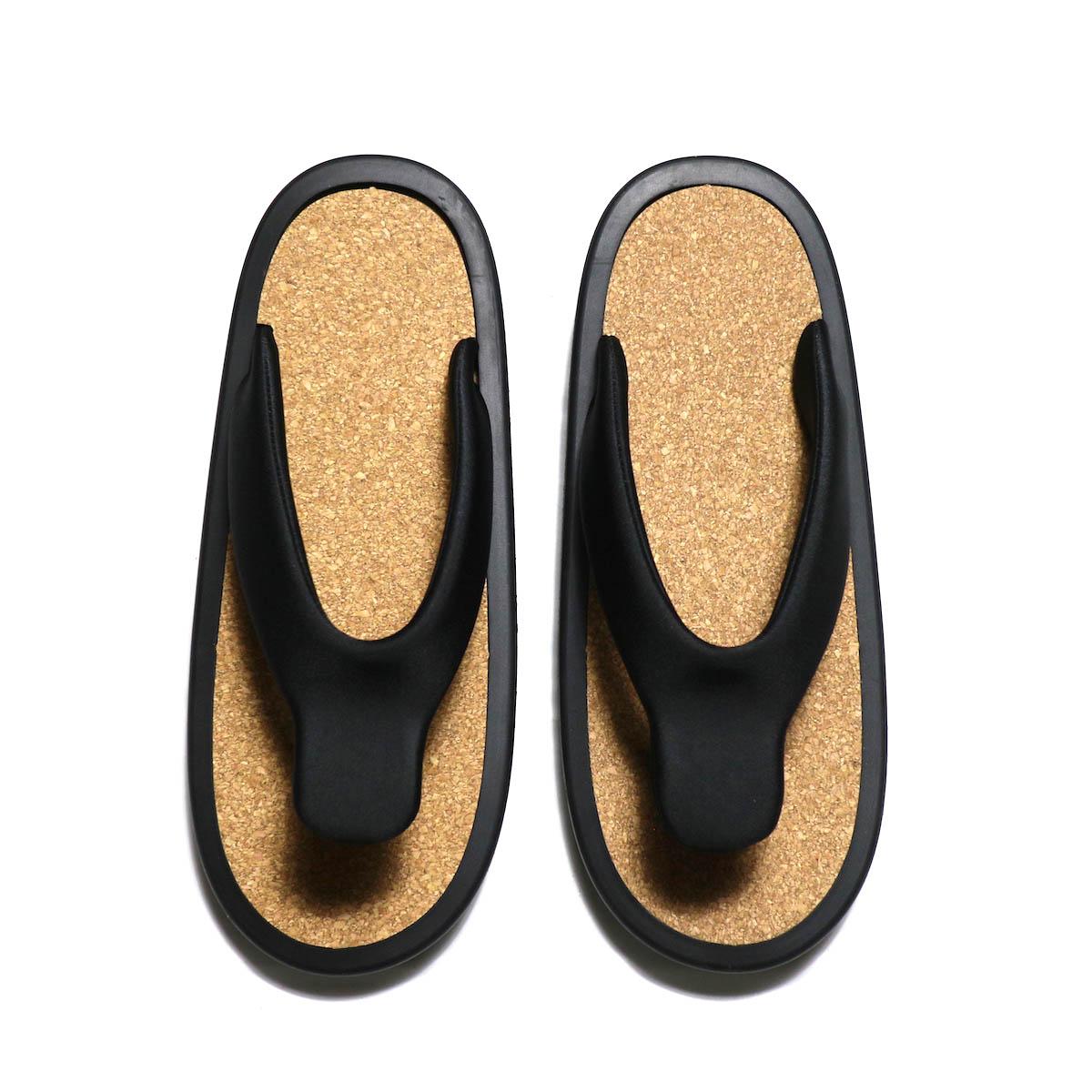 JOJO / Beach Sandal -Black正面